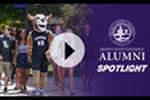 Alumni Spotlight Video Play